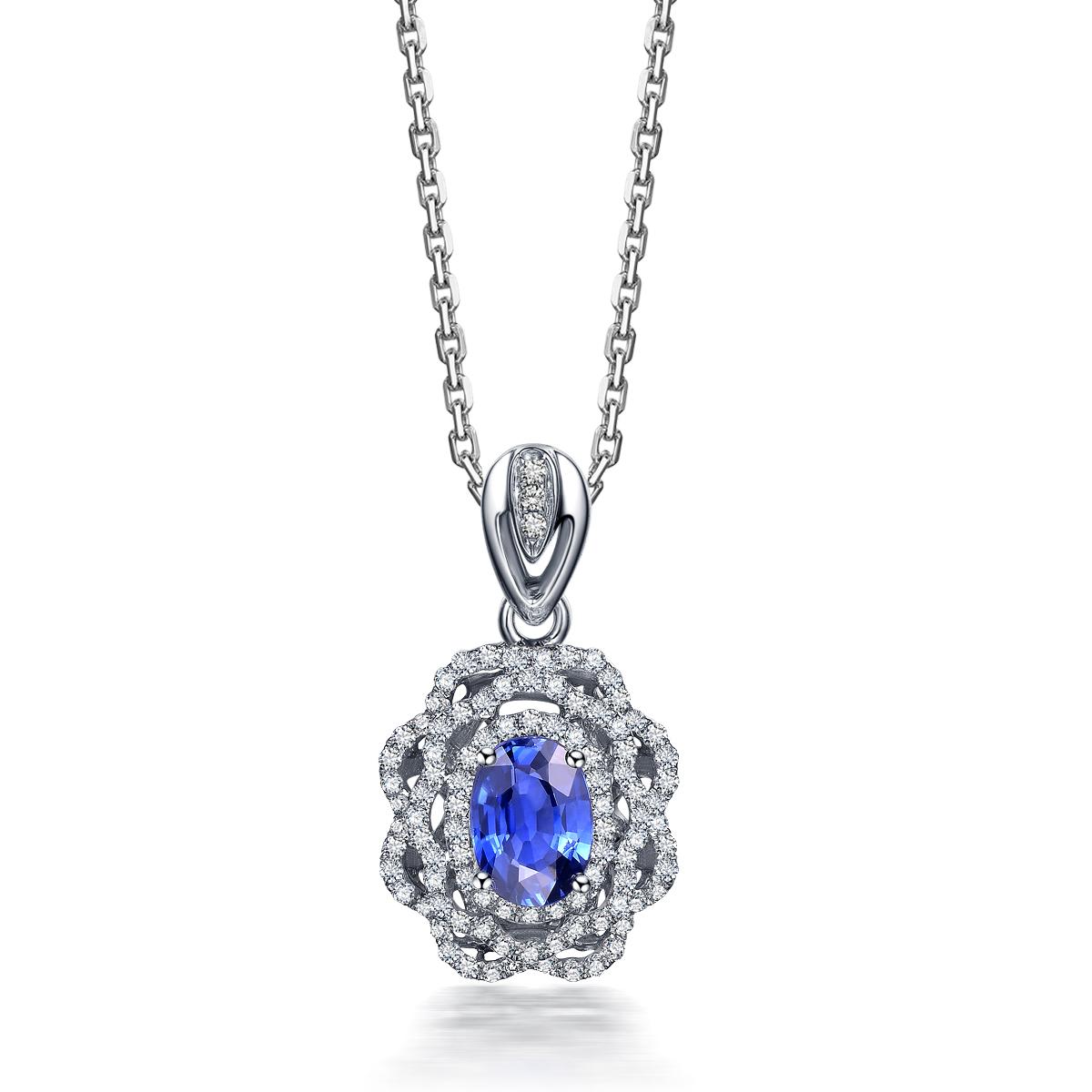 蓝宝石有保健养人的功效吗