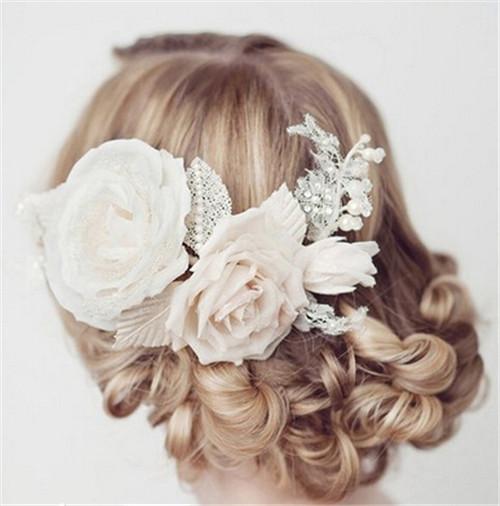 新娘的头饰都会有哪些造型