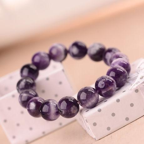 物美价廉的水晶手链