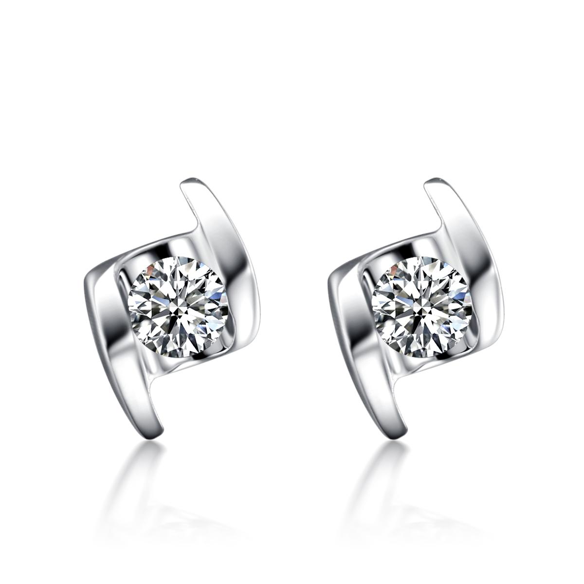 钻石耳饰是怎么分类的