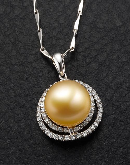 现在市场上的珍珠吊坠价格是怎样