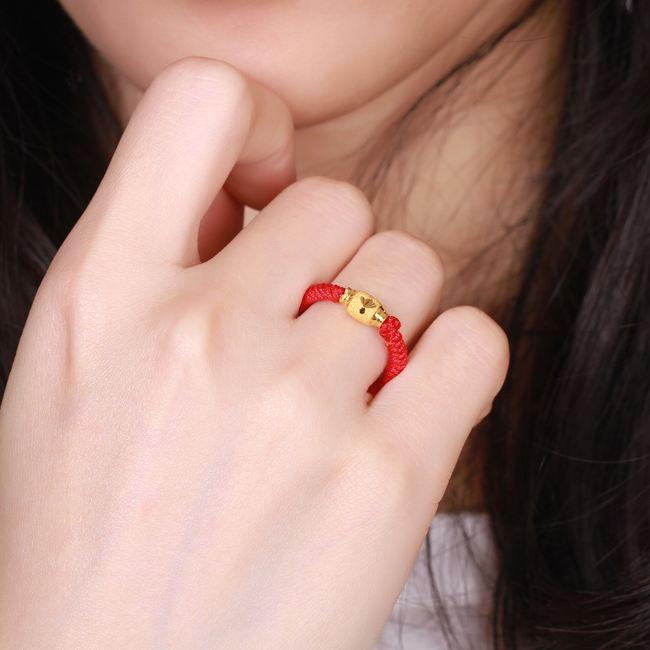 转运珠戒指多少钱一枚