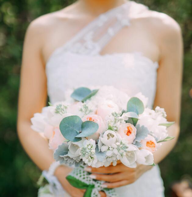 有哪些创意的非传统的新娘手捧花