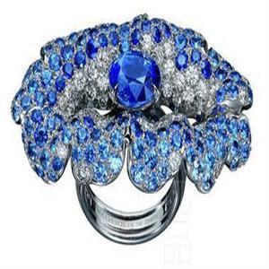 蓝宝石钻戒是否真的比较具有价值