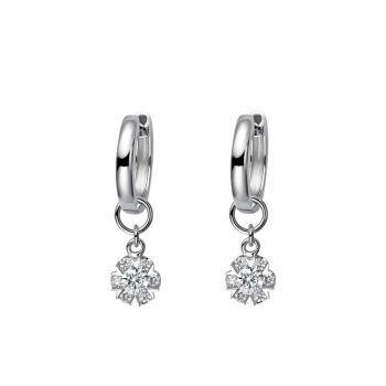 钻石耳饰都有哪些分类