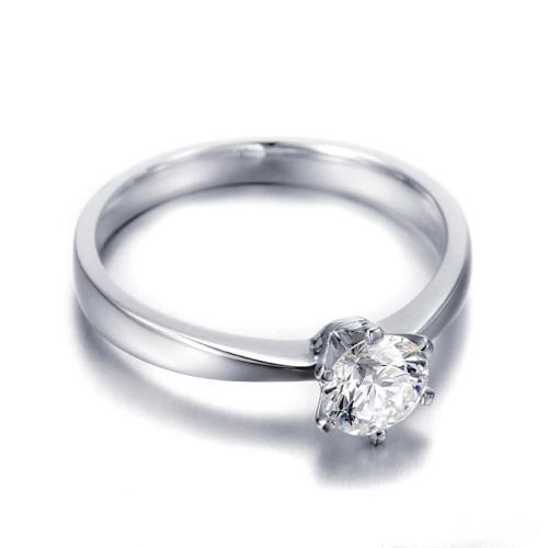 白金女戒指多少钱
