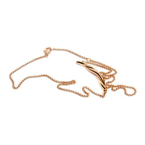 女式彩金项链适合什么样的女性