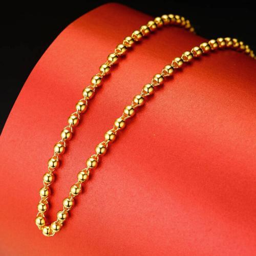 纯金项链的保养技巧