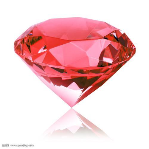 收藏红色钻石有什么用