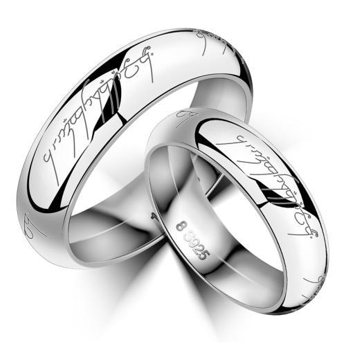 一对铂金戒指多少钱