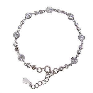 挑选钻石手链款式不可不知的注意事项