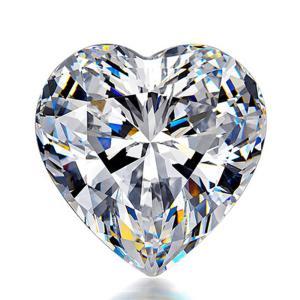 为何众人偏爱心型钻石
