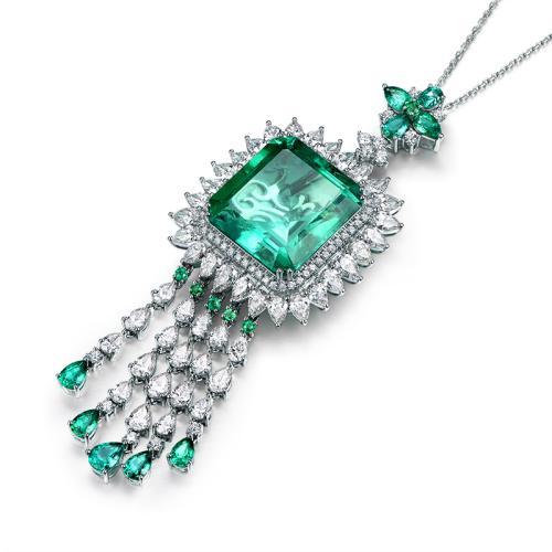 适合女生佩戴的彩色宝石有哪些