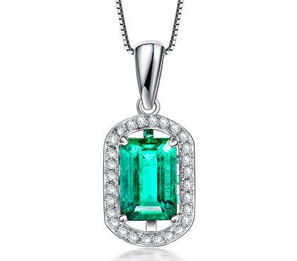 蓝宝石钻石吊坠价格