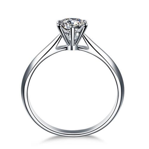 钻石戒托什么样的好