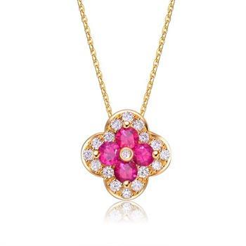 红宝石项链一般需要多少钱