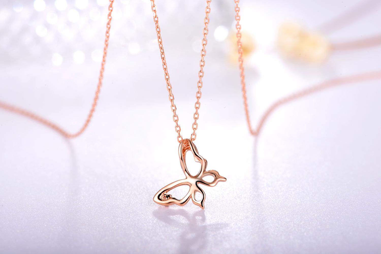 美丽也动人的钻石项链价格多少