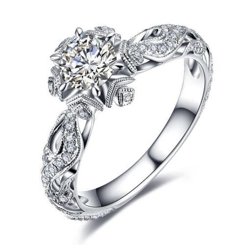 如何买到性价比高的钻石戒指