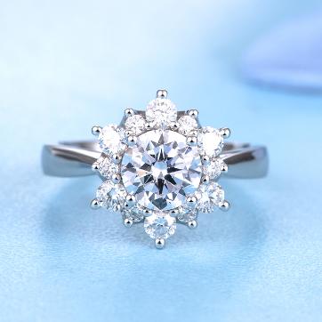 钻石形状有哪些?怎样选购钻戒钻石形状?