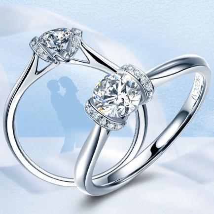 订婚戒指和结婚戒指一样吗?