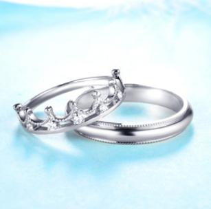 结婚戒指怎么选购?结婚戒指买多少钱的合适?