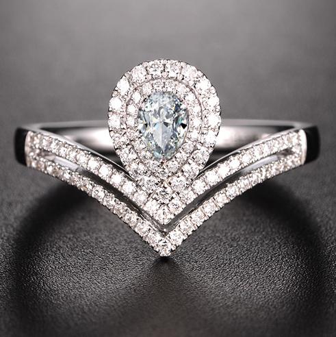 订婚戒指一般多少钱?钻戒怎么判定好坏?