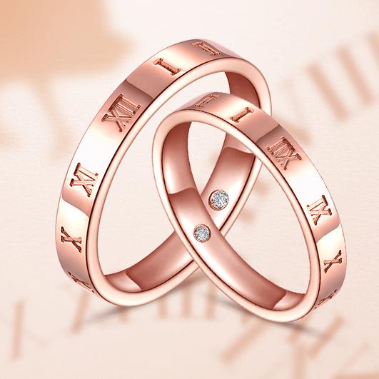 国内情侣戒指哪个牌子好?佐卡伊情侣戒指怎么样?