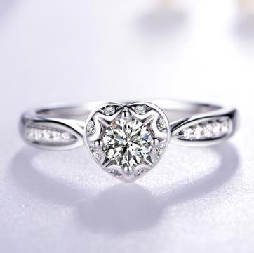 心形钻戒大概多少钱?购买心形钻戒应该注意什么?