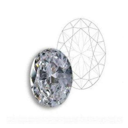 椭圆形钻戒怎么样?50分椭圆形钻戒需要多少钱?