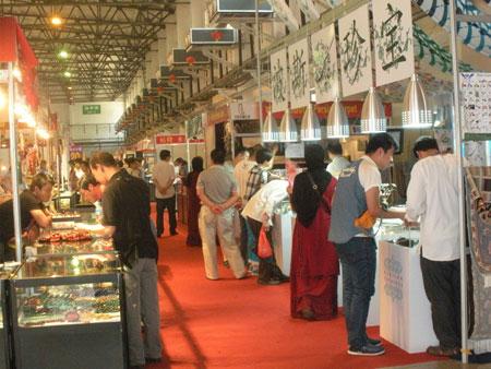 2013深圳国际珠宝展概况  行业发展风向标