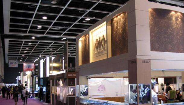 第26届香港珠宝首饰展览会六月开幕 37个国家及地区的1841家企业参展