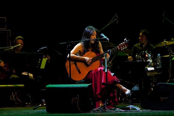 佐卡伊冠名小野丽莎演唱会 中秋昆明成都等地开唱