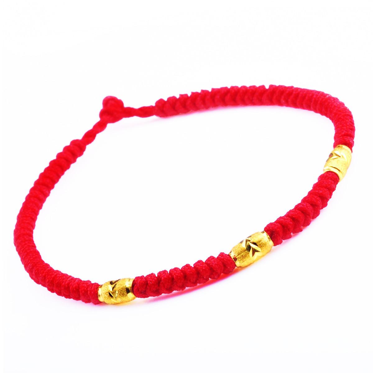 转运珠手链的编绳要怎么编