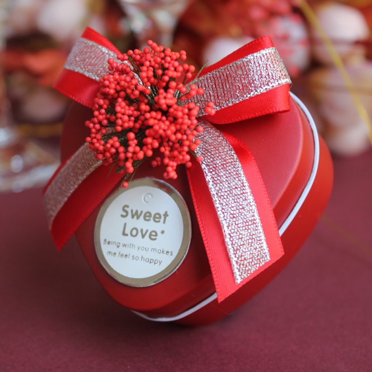 结婚喜糖盒的挑选 好看&实用?