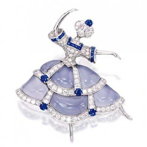 珠宝世界:用生命舞动奇迹