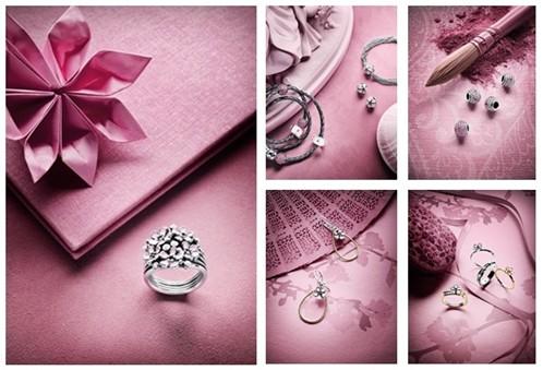 粉嫩珠宝 谱写缤纷花季