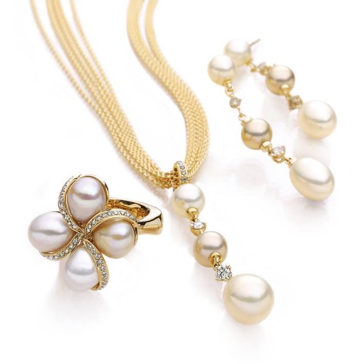 珍珠首饰(三)