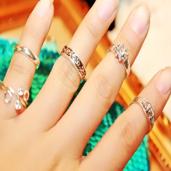钻石戒指一