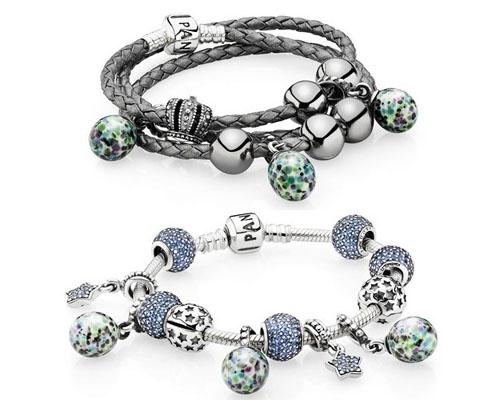 全新潘多拉珠宝 为早春增添色彩