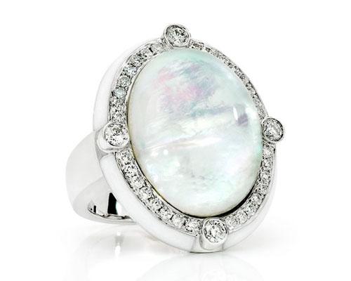 需要!一款柔美清新珠宝激起你的春夏之情