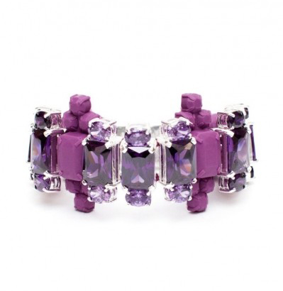 水晶 VS 糖果  好有爱的珠宝【图】