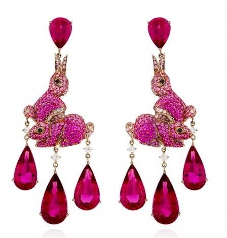 奢华昂贵的珠宝品牌首饰二