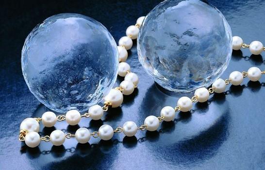 珍珠高贵的东方美人三