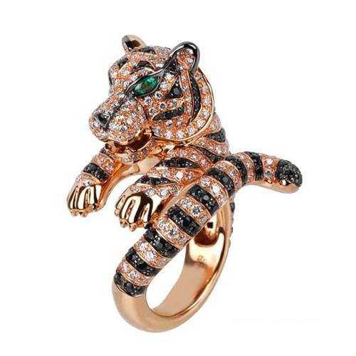 珠宝也疯狂 猛兽珠宝的性感魅力