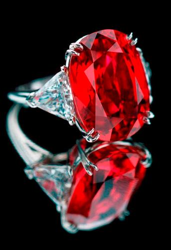 彩色宝石之红宝石