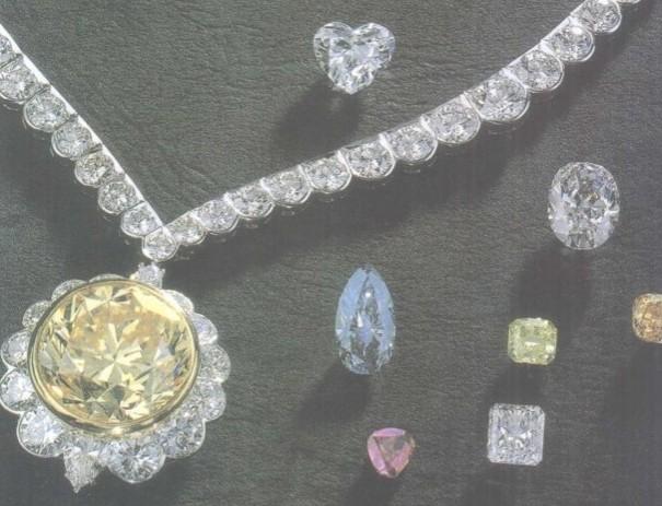如何选择镶嵌钻石首饰的金属