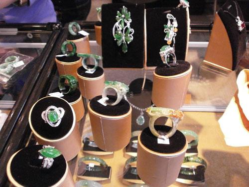 2013中国(义乌)珠宝首饰及高端消费品展详情一