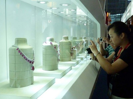 2013夏季广州名牌珠宝展览会详情二