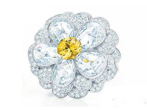 6款花朵珠宝推荐 打造美丽仲夏之梦