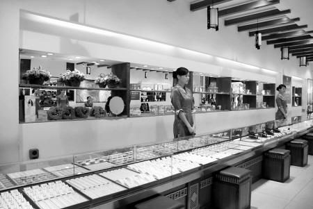珠宝销售的十大技巧和五大原则一